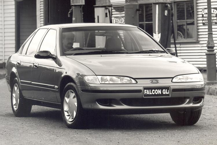 falcon friday fast facts motoring com au on Triumph Wiring Diagrams for annual falcon production topped 100,000 for the last time in the mid 1990s, before holden's 1997 vt commodore became australia's favourite car at Ford Ignition Wiring Diagram