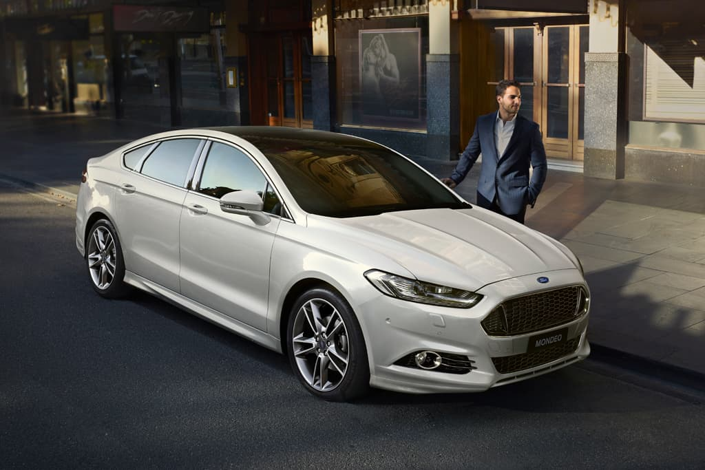 2017 Ford Mondeo price and specifications released ...