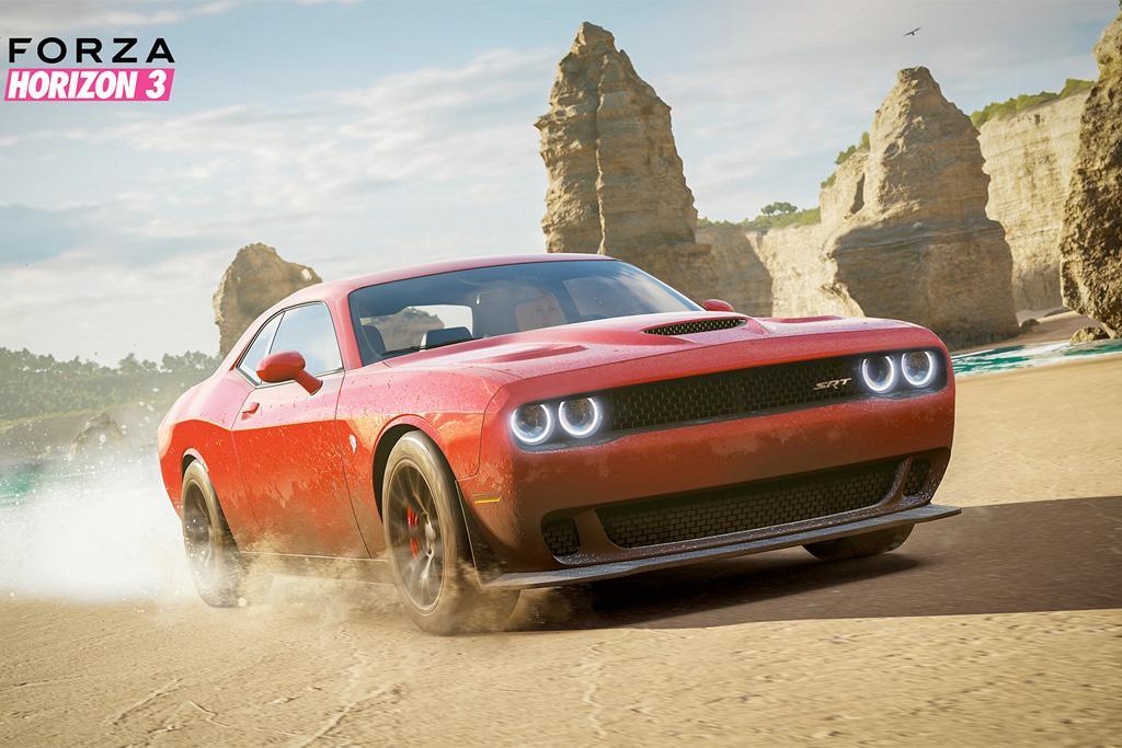 Aussie Love For Forza Horizon 3 Motoring Com Au