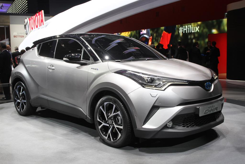 toyota c hr hybrid could come to oz ken shaw toyota. Black Bedroom Furniture Sets. Home Design Ideas