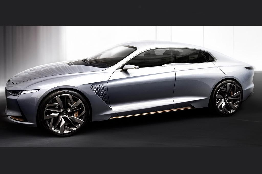 Hyundai S Genesis Suv Rollout Leaked Motoring Com Au