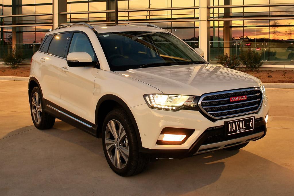 Haval H6 2016 Review - motoring.com.au