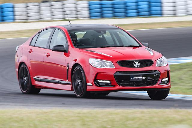 Holden Commodore Motorsport Edition 2017 Review Motoring