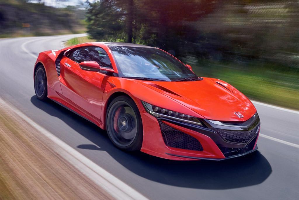 new car releases australia 2016Honda NSX 2016 Review  motoringcomau