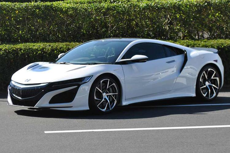 Honda NSX 2015 Review - motoring.com.au