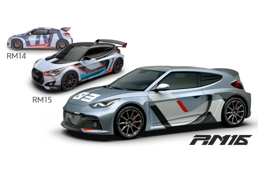 Hyundai Rm16 >> Hyundai unveils new RM16 concept - motoring.com.au