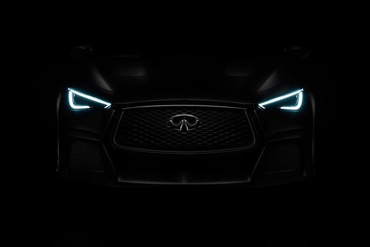 Renault F1 team partners with Infiniti on Project Black S
