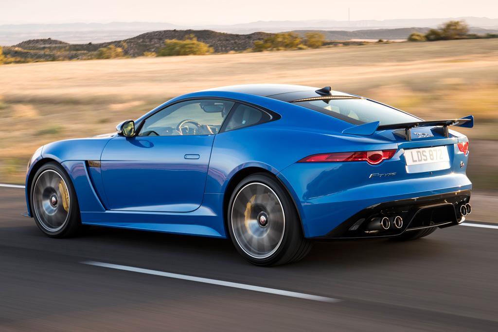 Jaguar F Type Svr 2016 Review Motoring Com Au