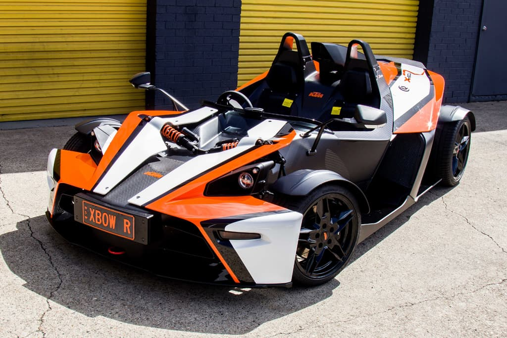 Ktm x bow r lands in australia - X bow ktm ...