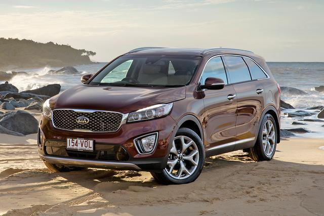kia sorento 2017 review. Black Bedroom Furniture Sets. Home Design Ideas
