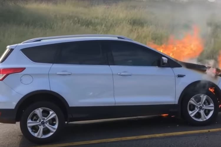 Fire Risk, Door Latch Issue Prompts Ford Recall of 570K Vehicles