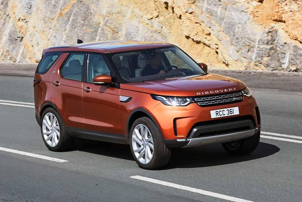 New Land Rover Discovery Loses Off Road Focus Motoring