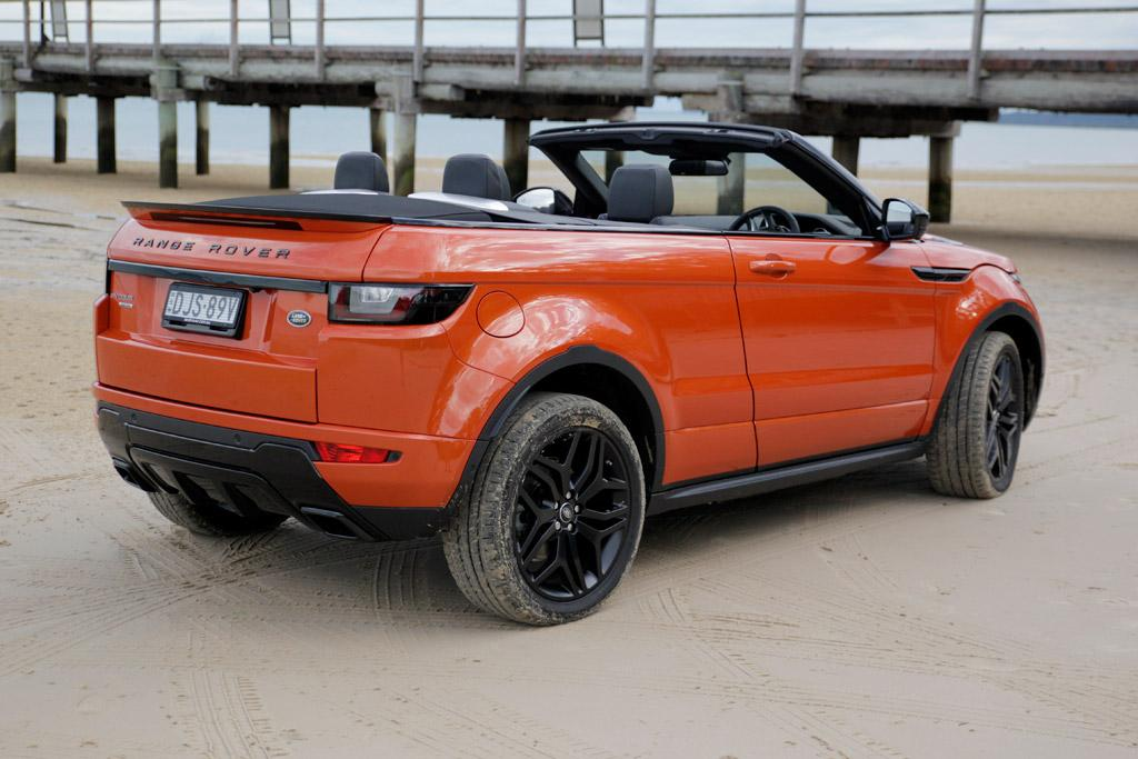 land rover range rover evoque review top gear book db. Black Bedroom Furniture Sets. Home Design Ideas