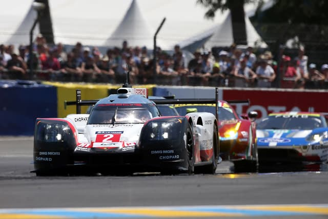 Motorsport Porsche Reigns Agony For Toyota At Le Mans