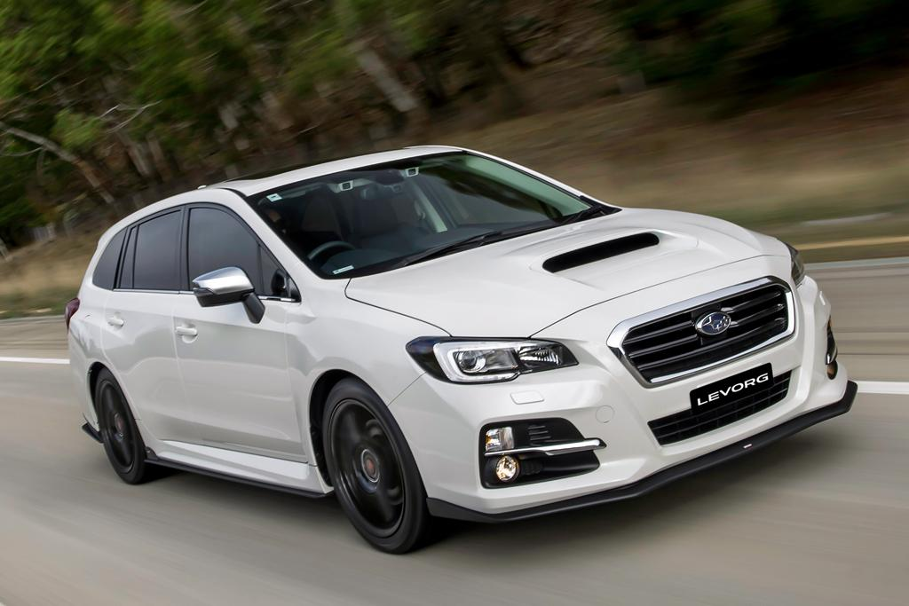 Subaru Levorg 2016 Review - motoring.com.au Ford