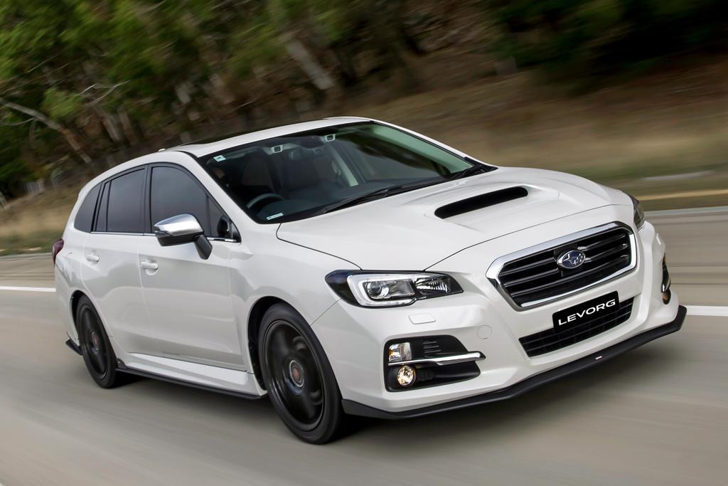 Subaru Levorg 2016 Review - motoring.com.au
