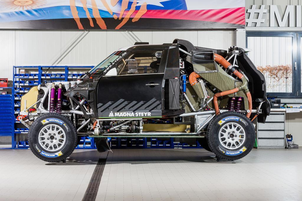 Mini X Raid All4 Racing 2016 Review Motoring Com Au