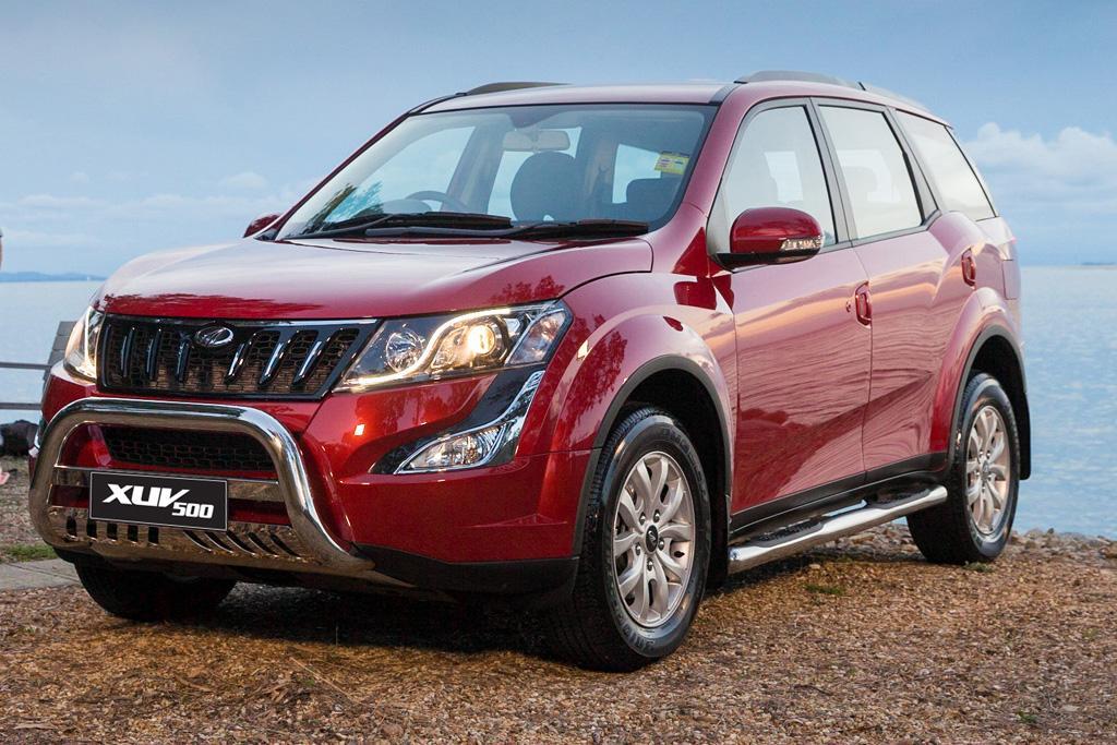 Mahindra Xuv500 Goes Auto Motoring Com Au
