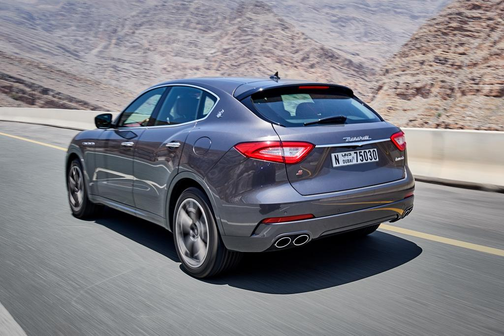 2018 maserati levante gts. fine levante in addition to the new petrol engine levante s models will also benefit  from 2018 model year updates which include of electric power steering  intended maserati levante gts