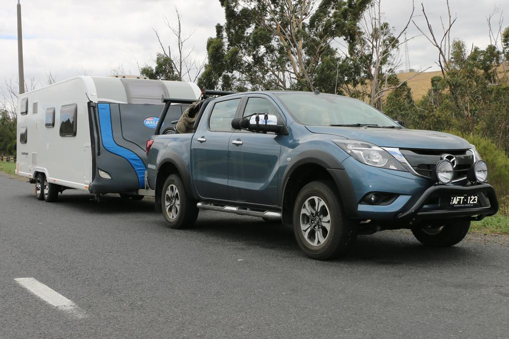 Mazda Bt 50 Engine Specs >> Mazda BT-50 2016 Tow Test - motoring.com.au