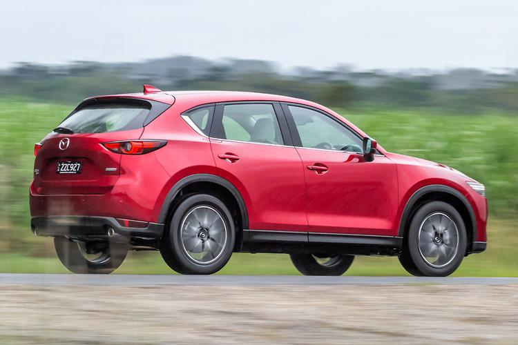 And Many Of The CX 5u0027s New Technologies Are Reserved For Upstream Models,  With The Base 2.0 Litre Front Drive Maxx Missing Out On Rear Air Vents And  LED Fog ...