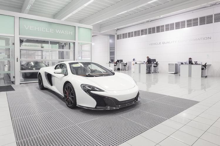 best of british: mclaren technology centre - motoring.au