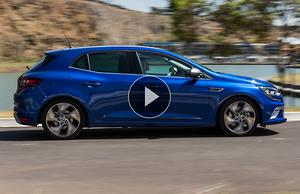 Renault Megane GT 2017: Video Review
