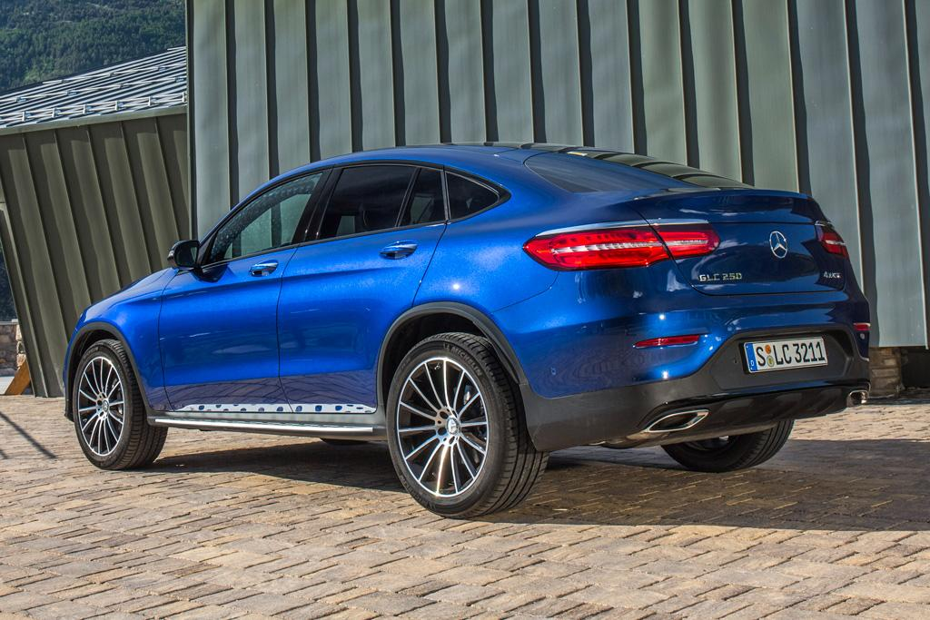Glc coupe pricing confirmed for Mercedes benz glc coupe price