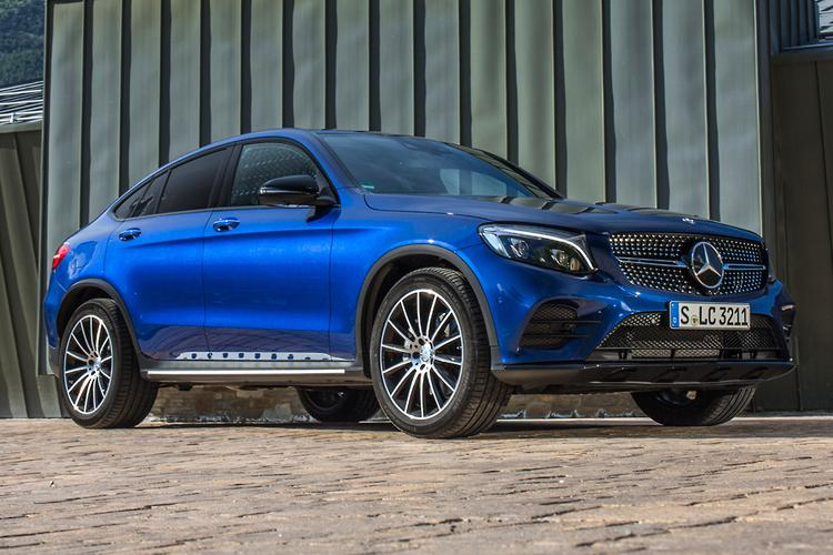 Mercedes benz glc coupe 2016 review for Mercedes benz battery warranty