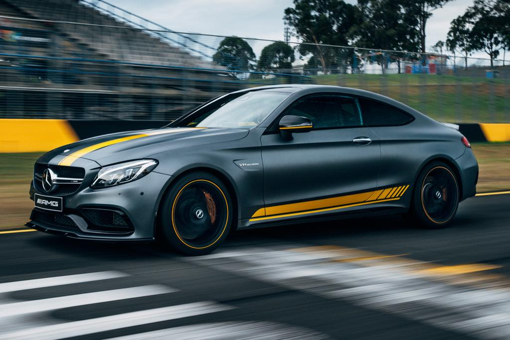 Mercedes AMG C 63 S Coupe 2016 Review Motoringcomau