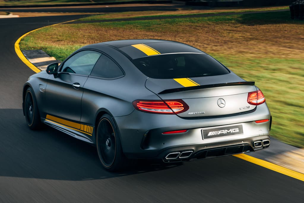 Mercedes Amg C 63 S Coupe 2016 Review Motoring Com Au