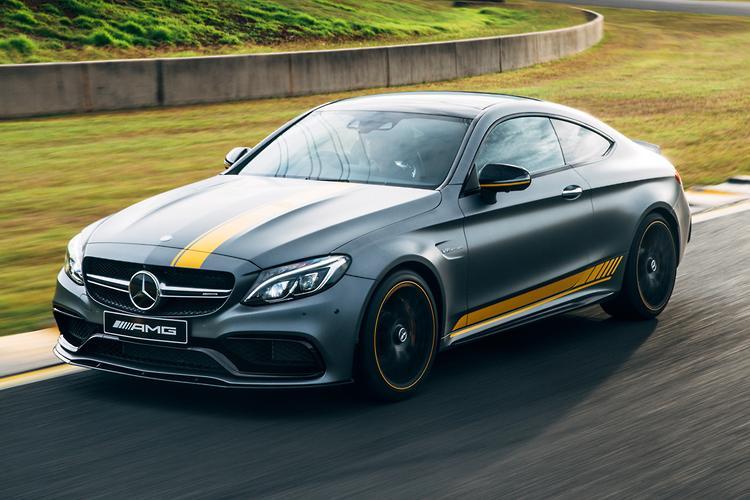 Mercedes-AMG C 63 S Coupe 2016 Review - motoring.com.au