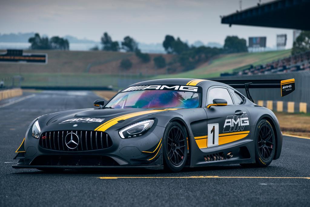 Mercedes Benz Sls Amg Review >> Mercedes-AMG GT3 2016 Review - motoring.com.au