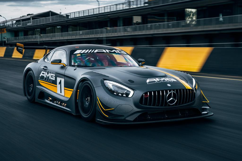 Mercedes Amg Gt3 2016 Review Motoring Com Au