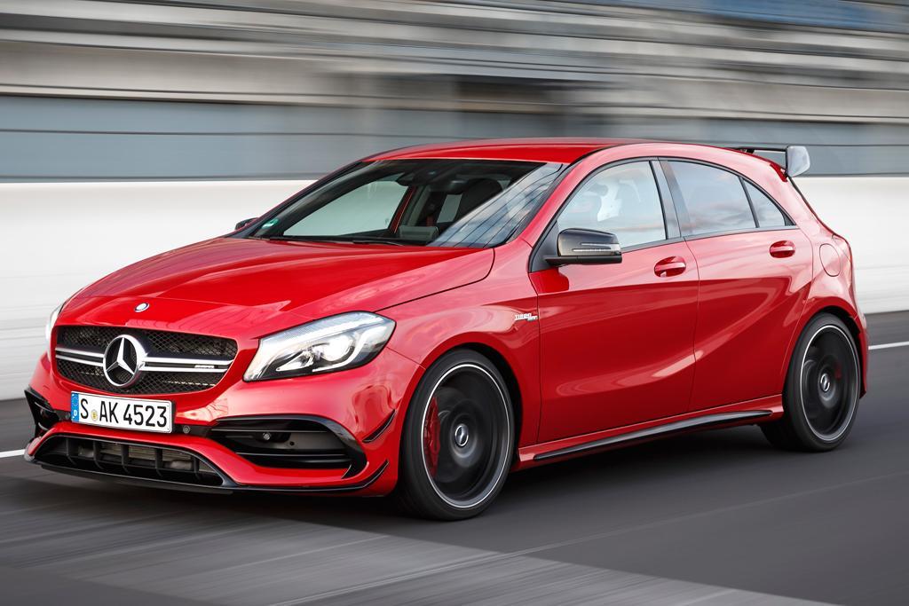 Mercedes benz updates a class for Mercedes benz a180 price