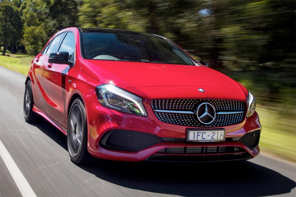 Mercedes benz a class 2016 review for Mercedes benz 200