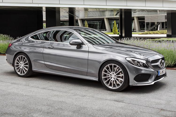 In Total There Will Be Four Models In The Mercedes Benz C Class Coupe  Range, Which Are Priced As Followed: