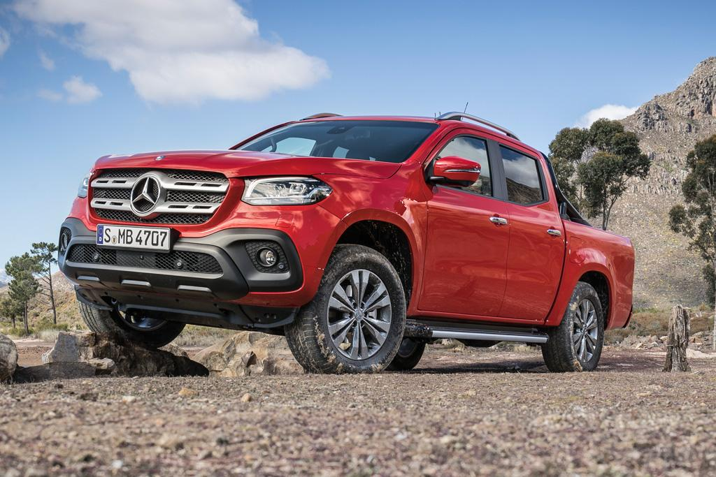 Mercedes benz x class 10 things you need to know for Find a mercedes benz