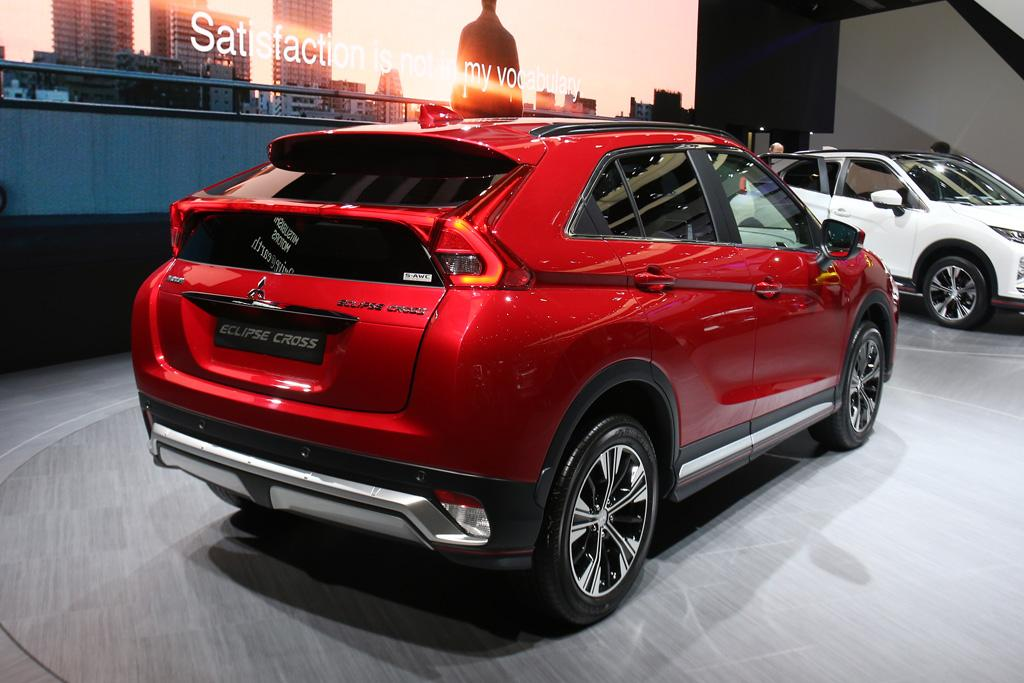 Eclipse Cross To Spawn Family Motoring Com Au HD Wallpapers Download free images and photos [musssic.tk]