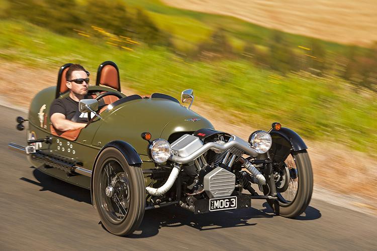 Morgan 3 Wheeler 2015 Review - motoring.com.au