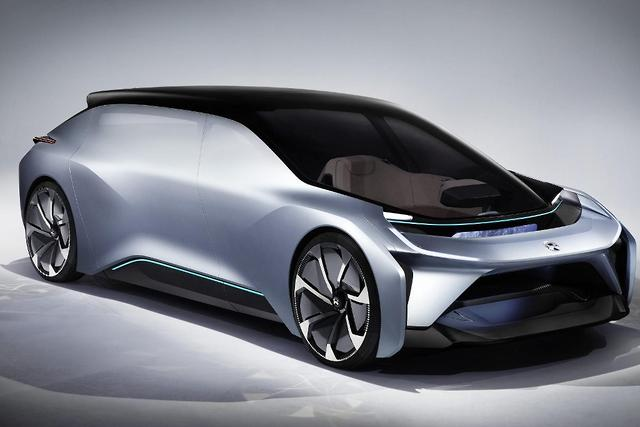 nio follows hypercar with luxurious driverless eve. Black Bedroom Furniture Sets. Home Design Ideas