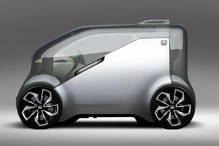 Honda previews NeuV concept ahead of CES 2017