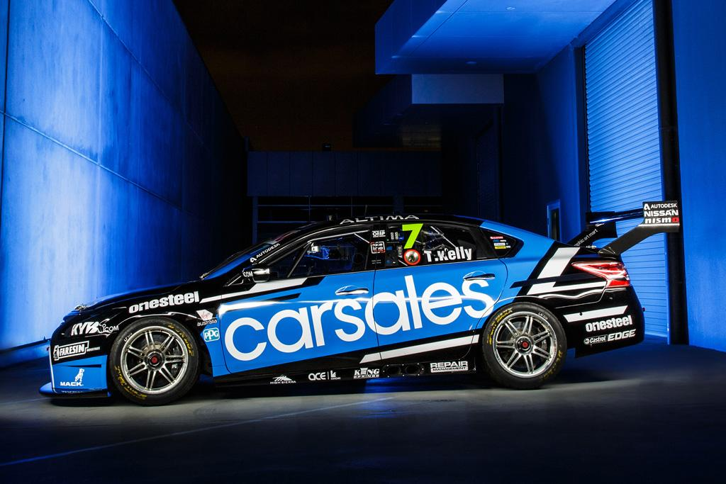 carsales Racing into gear for 2017 - motoring.com.au