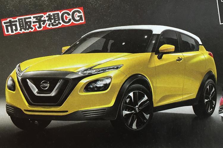 Nissan to tone down next JUKE - motoring.com.au