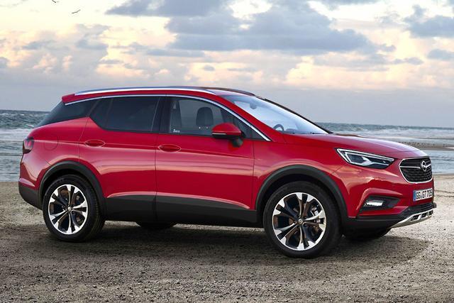 SPY PICS: Opel Grandland X SUV not for Oz - motoring.com.au