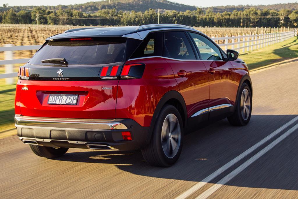 Peugeot 3008 2017 Review Motoring Com Au