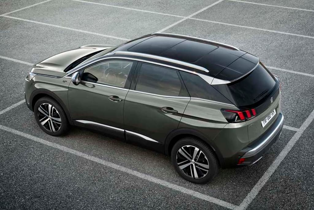 2018 peugeot 3008 price. contemporary 2018 the old 3008 was priced at 35490 active 16litre petrol and 38990 for  an 20litre diesel throughout 2018 peugeot price