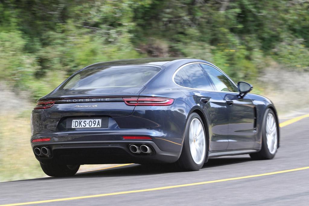 Porsche Panamera 2017 Review Motoring Com Au
