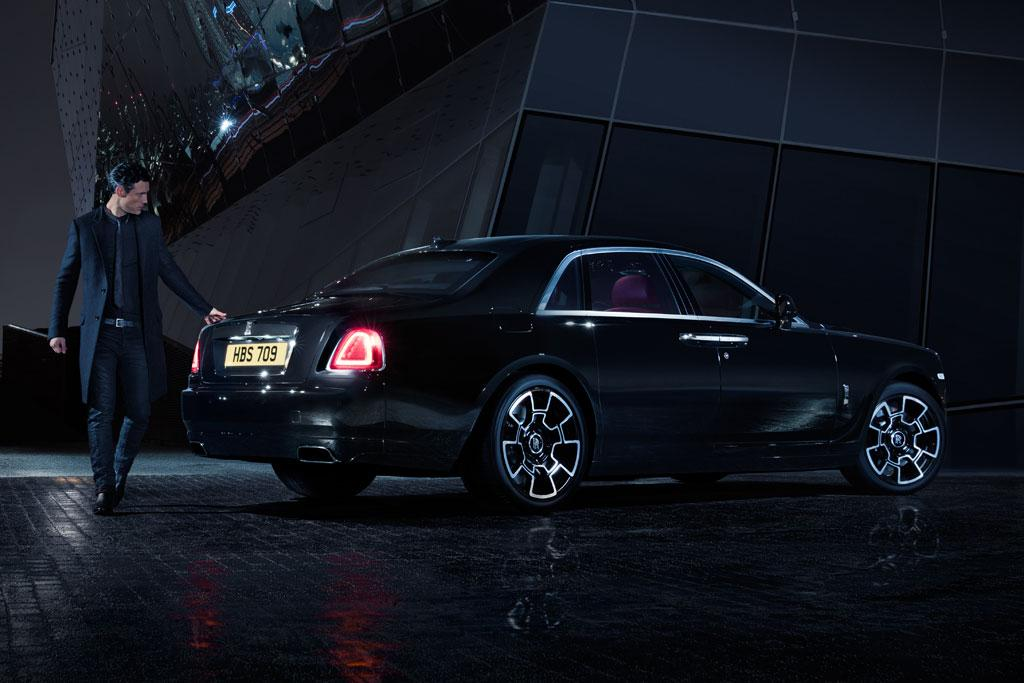 best of british rolls royce wraith black badge motoring. Black Bedroom Furniture Sets. Home Design Ideas