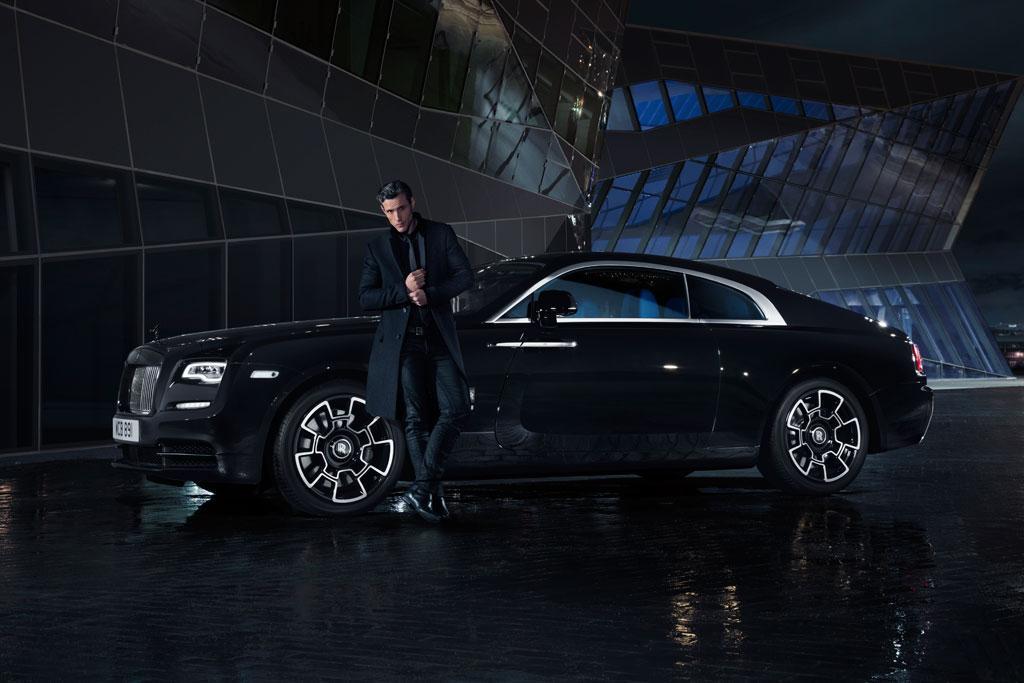Best of British: Rolls-Royce Wraith Black Badge - motoring ...